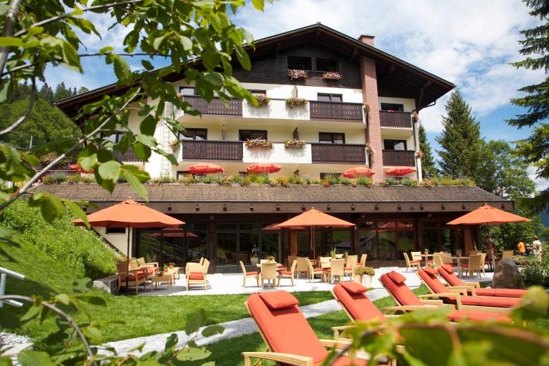 Hotel Lagant, Familienurlaub in Vorarlberg, Österreich