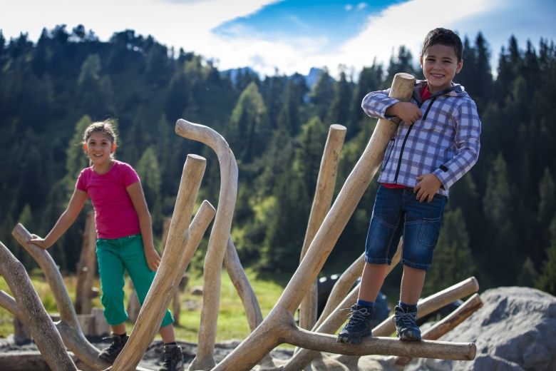 Natursprüngeweg, Interaktiver Forschungspfad Vorarlberg