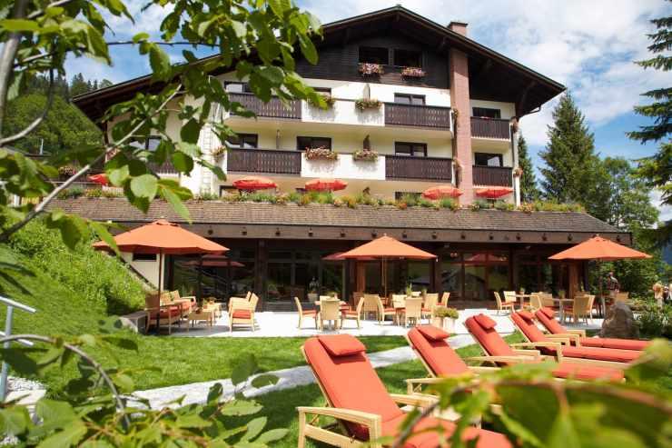 Familienhotel Lagant, Brand, Vorarlberg, Österreich