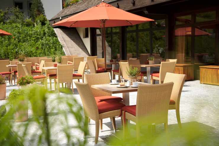 Familienhotel mit Sonnenterrasse, Hotel Lagant, Brand