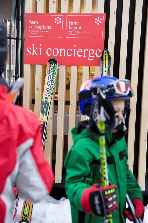 Skiurlaub in Vorarlberg, Hotel Lagant