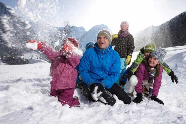 Familienurlaub im Kinderhotel Lagant, Skiurlaub in Österreich