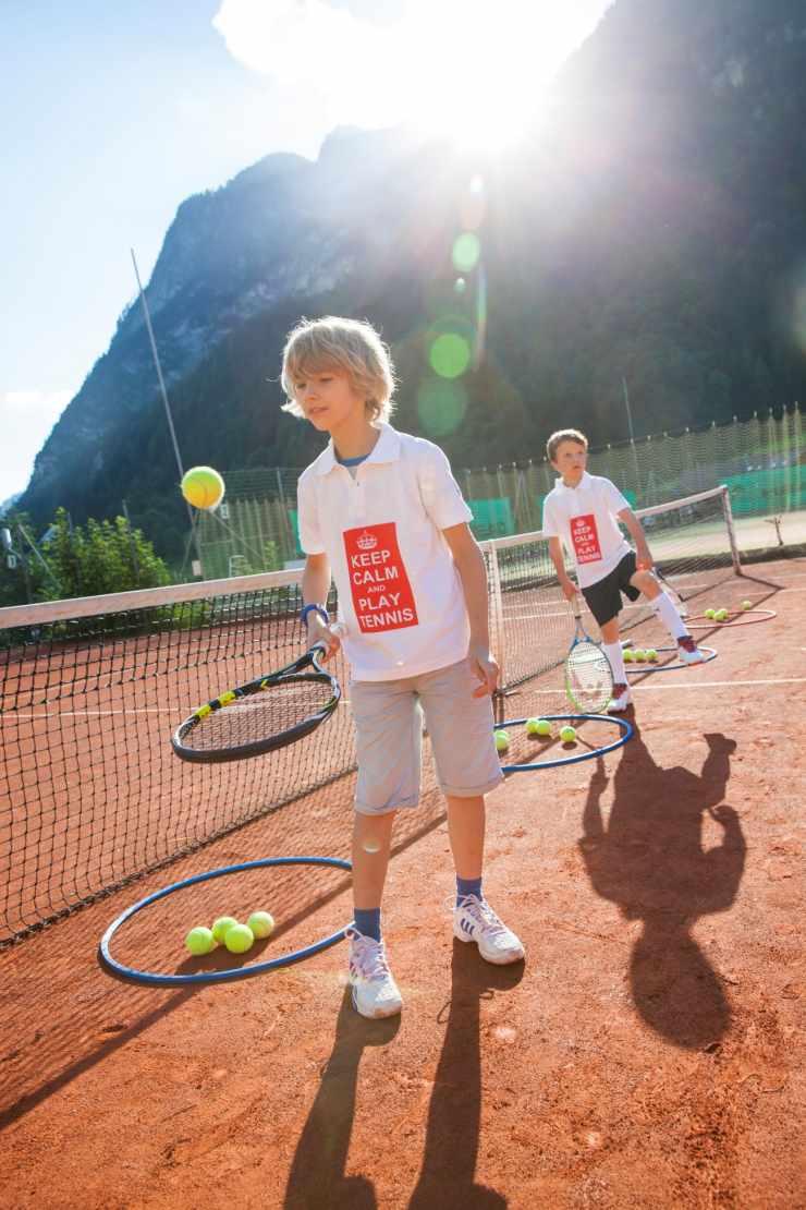 Tennis, Tennisurlaub in Vorarlberg