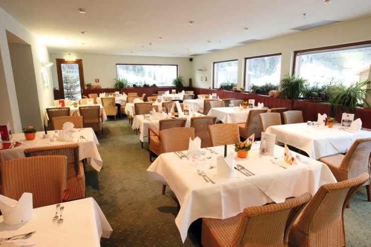 Familienhotel Lagant Restaurant, Brand, Vorarlberg