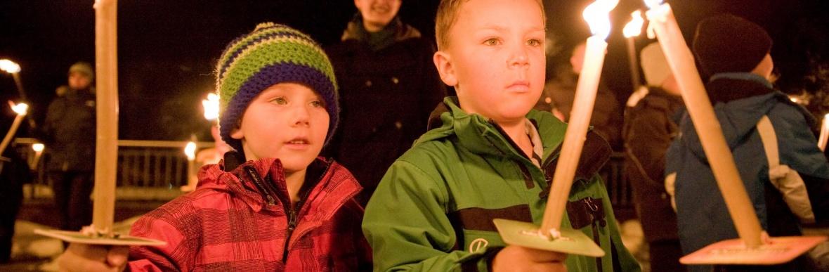 Gemeinsam Familienerlebnisse, Brand, Winterurlaub, Skiferien in Österreich