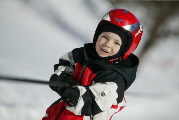 Kinderskikurs im Winterurlaub, Familienferien im Skigebiet Brandnertal