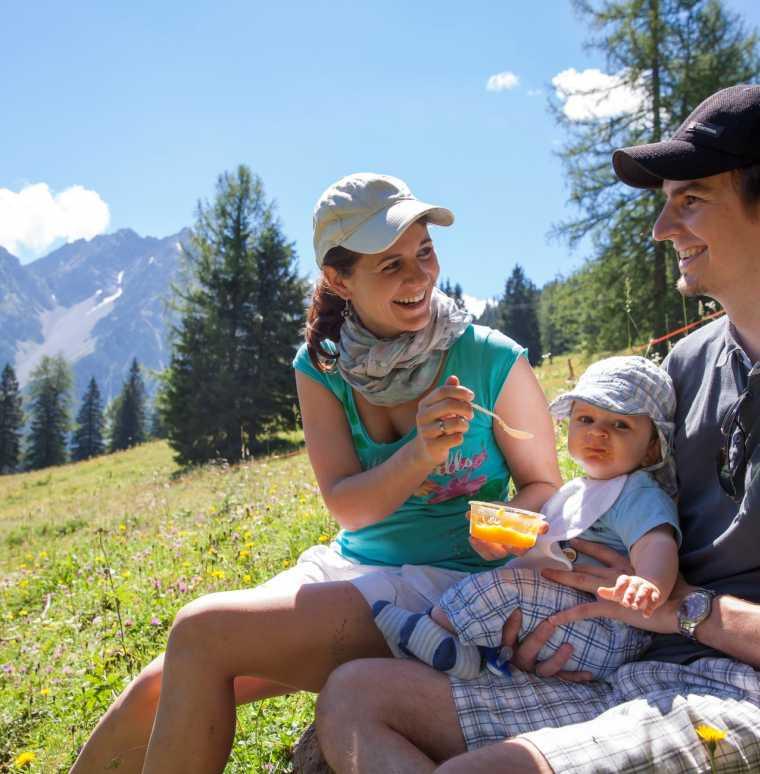 Babyurlaub, Babyhotel Lagant, Vorarlberg, Österreich