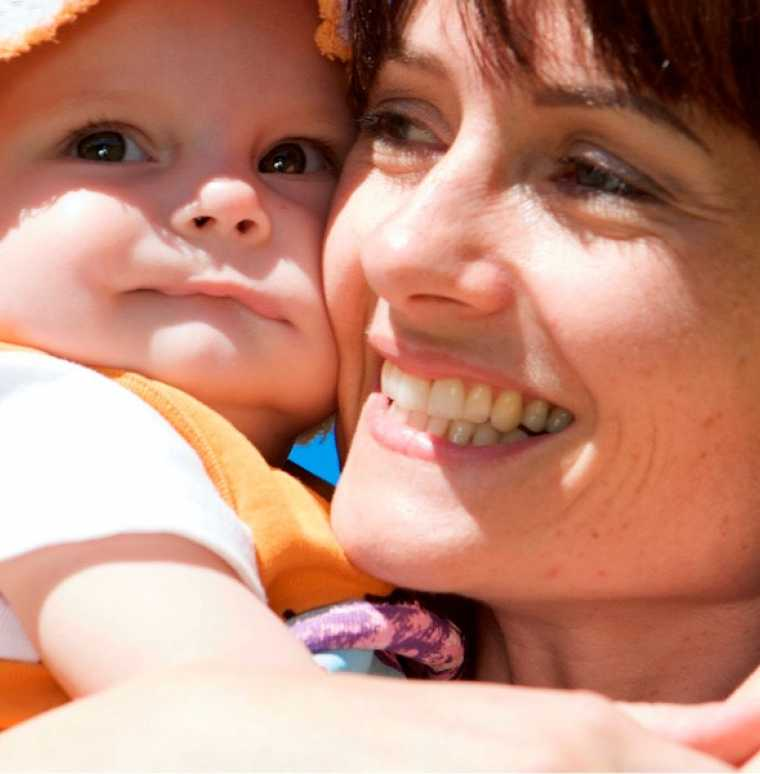 Included babysmiles package for baby holidays in babyhotel Lagant