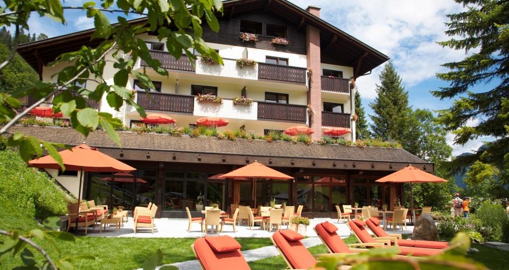 Été en Brand, Vorarlberg, Autriche