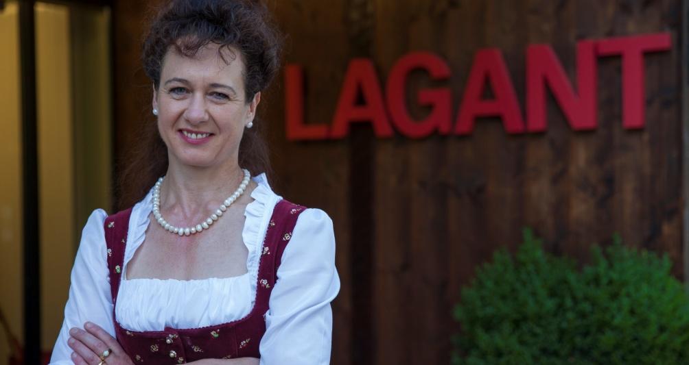 Hotel Lagant Gastgeberin Sonja Feurstein, Brand, Vorarlberg