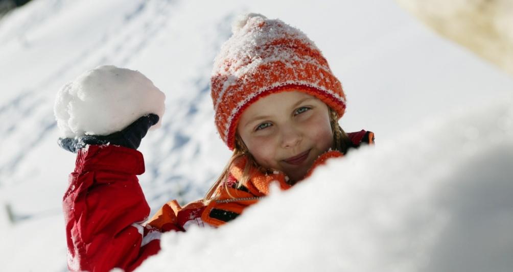 Kinderbetreuung im Winterurlaub, Familienhotel Lagant, Brand, Vorarlberg