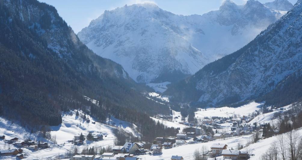 Bergwinter im Brandnertal, Vorarlberg, Familienferien in Österreich
