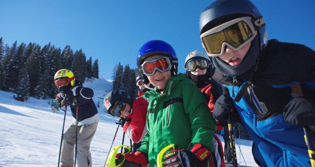 Skifahren, Brand, Januar, Urlaub